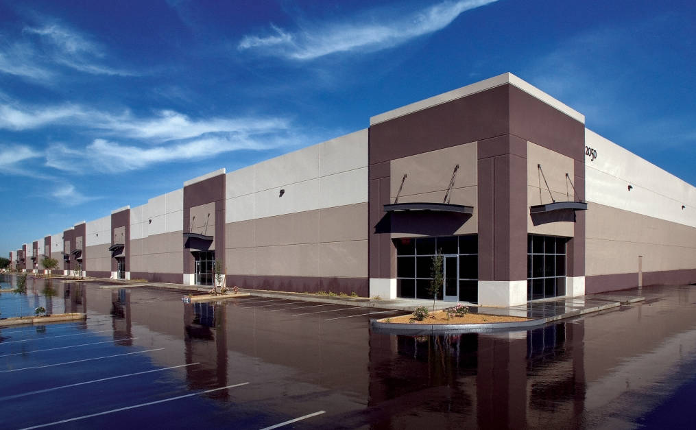 Building Roofing For Commercial Buildings And Industrial